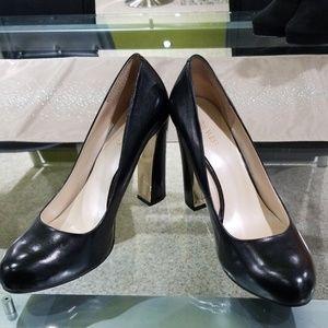 NINE WEST black heels size10